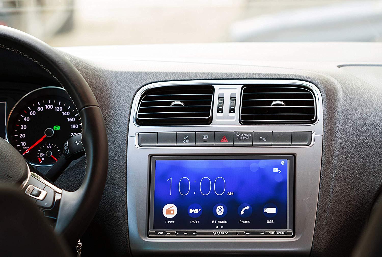 autoradio GPS 2 DIN